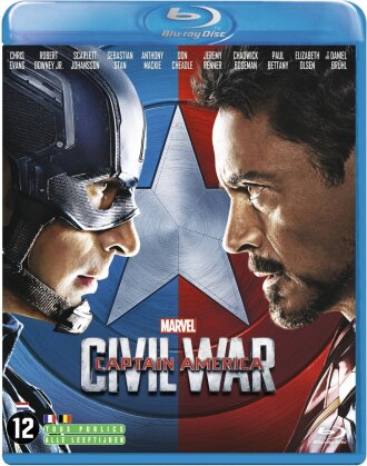 Captain America 3 - Civil War (2016)