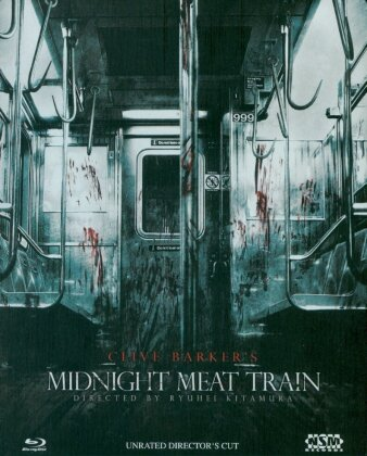 Midnight Meat Train (2008) (Director's Cut, Steelbook, Unrated)
