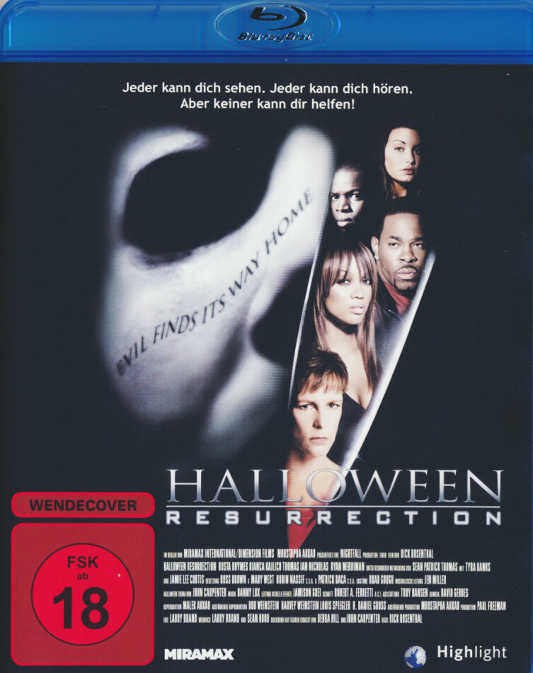 Halloween 8 - Resurrection (2002)