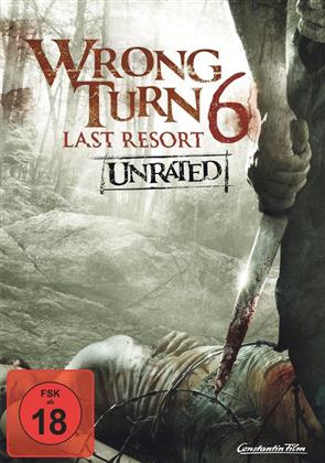 Wrong Turn 6 - Last Resort (2014) (Unrated)