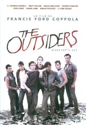 The Outsiders (1983) (Director's Cut)