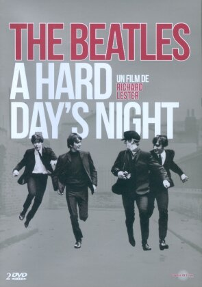 The Beatles - A Hard Day's Night (Edition Collector, 50ème anniversaire, s/w, 2 DVDs)