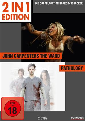The Ward (2010) / Pathology (2008) (2 in 1 Edition, 2 DVDs)