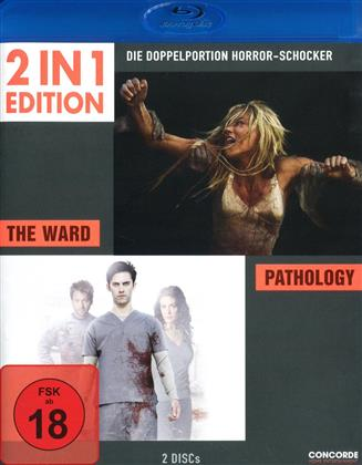 The Ward (2010) / Pathology (2008) (2 in 1 Edition, 2 Blu-rays)