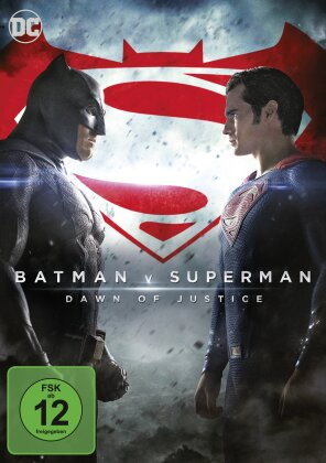 Batman v Superman - Dawn of Justice (2016) (Kinoversion)