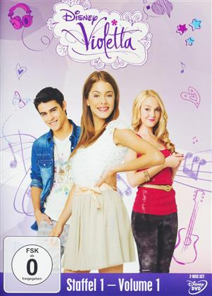 Violetta - Staffel 1.1 (2 DVDs)