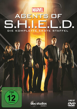 Agents of S.H.I.E.L.D. - Staffel 1 (6 DVDs)