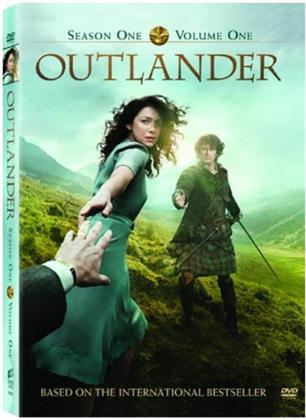 Outlander - Season 1.1 (2 DVDs)