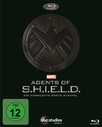 Agents of S.H.I.E.L.D. - Staffel 1 (5 Blu-rays)