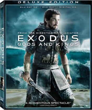 Exodus - Gods and Kings (2014) (Deluxe Edition)