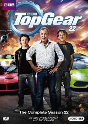 Top Gear - Season 22 (3 DVDs)