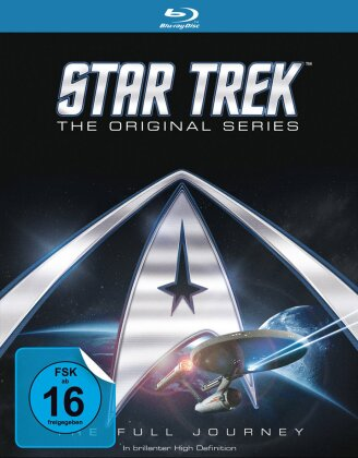 Star Trek - Raumschiff Enterprise - The original Series - The Full Journey (20 Blu-rays)