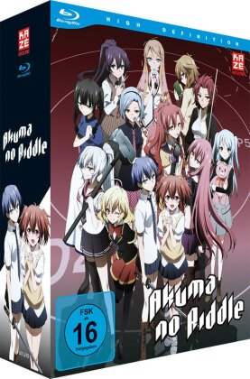 Akuma no riddle - Staffel 1 - Vol. 1 (+ Sammelschuber, Limited Edition)