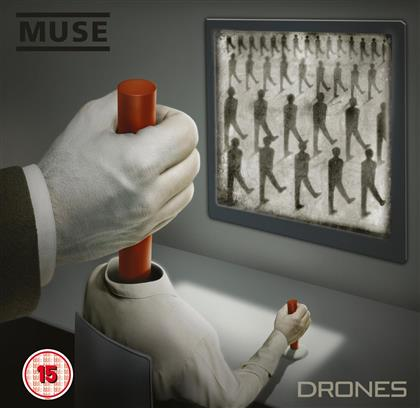 Muse - Drones (Limited Edition, 2 CDs)
