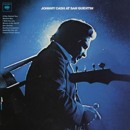 Johnny Cash - At San Quentin - Sony (LP + Digital Copy)