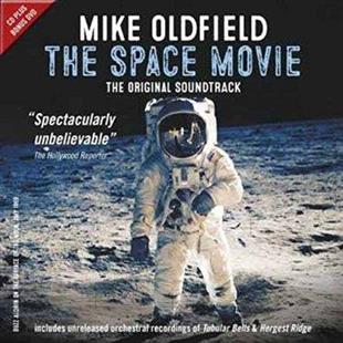 Mike Oldfield - Space Movie (CD + DVD)