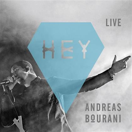 Andreas Bourani - Hey Live (2 CDs)
