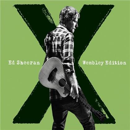 Ed Sheeran - X (Wembley Edition, CD + DVD)