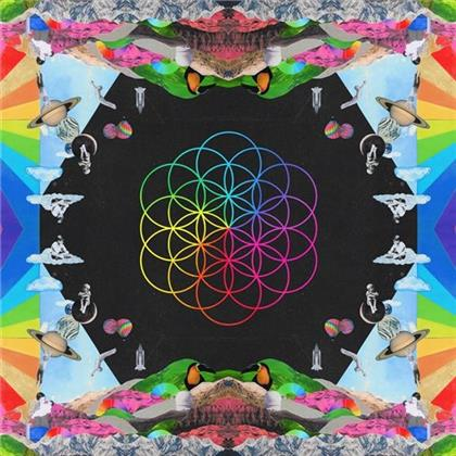 Coldplay - A Head Full Of Dreams (2 LPs + Digital Copy)