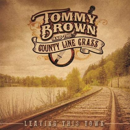 Tommy Brown & County Lin - Leaving This Town