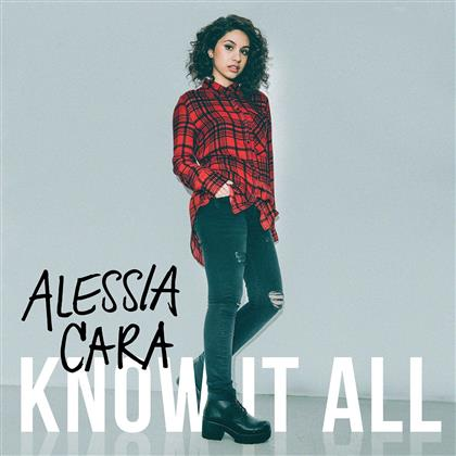 Alessia Cara - Know It All - Pink Vinyl (LP)