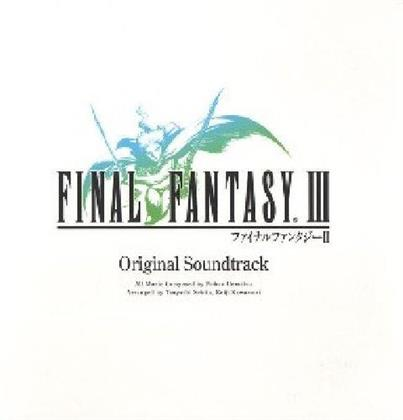 Final Fantasy (Game OST) - OST III (CD + DVD)