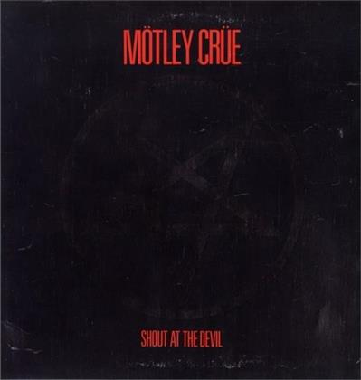 Mötley Crüe - Shout At The Devil - Limited Translucent Red Vinyl (Colored, LP)