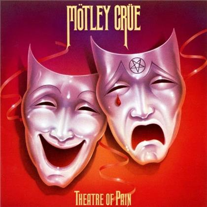 Mötley Crüe - Theatre Of Pain - Limited Opaque White Vinyl (Colored, LP)