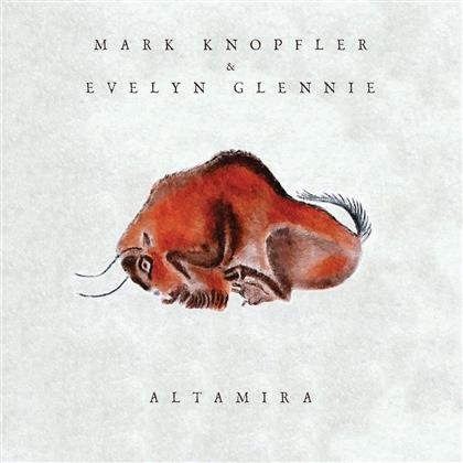 Mark Knopfler & Evelyn Glennie - Altamira (OST) - OST (CD)