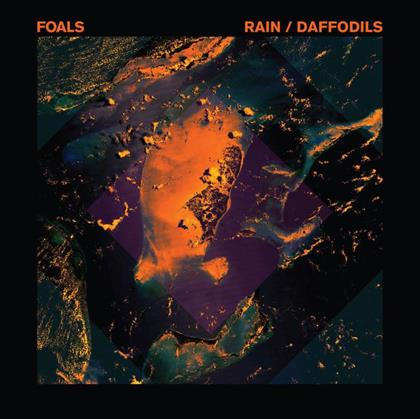 "Foals - Rain - 7 Inch, Limited Edition (7"" Single)"