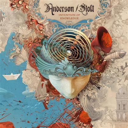 Jon Anderson & Roine Stolt - Invention Of Knowledge - Gatefold (2 LPs + CD)