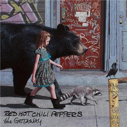 Red Hot Chili Peppers - The Getaway (LP)