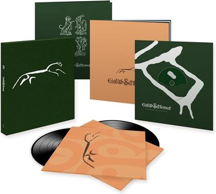 XTC - English Settlement (Deluxe Edition, 2 LPs + CD)