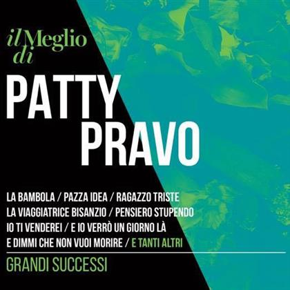 Patty Pravo - Il Meglio Di Patty Pravo - Grandi Successi (Digipack, 2 CDs)