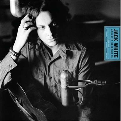 Jack White (White Stripes/Dead Weather/Raconteurs) - Jack White Acoustic Recordings 1998 - 2016 (2 CDs)