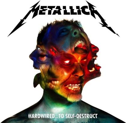 Metallica - Hardwired... To Self-Destruct - Digipak With 32 Page Booklet (2 CDs)