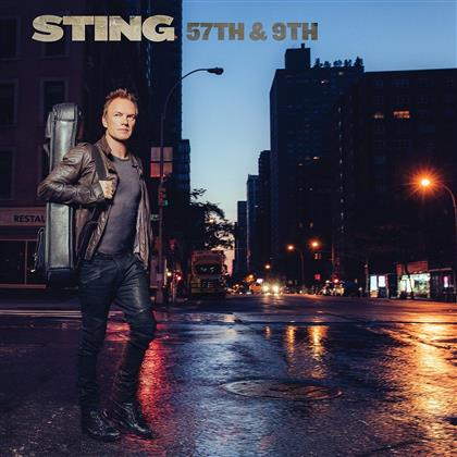 Sting - 57Th & 9Th - Super Deluxe (CD + DVD)