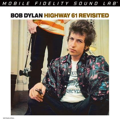 Bob Dylan - Highway 61 Revisited - Mobile Fidelity, Limited Numbered Mono Edition (Hybrid SACD)