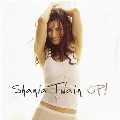 Shania Twain - Up - Green Vinyl (Colored, LP + Digital Copy)