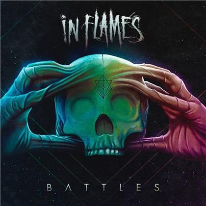 In Flames - Battles (Deluxe Edition, CD + 2 LPs)