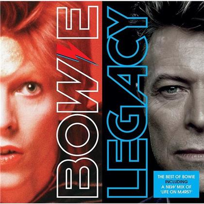 David Bowie - Legacy -The Very Best Of David Bowie