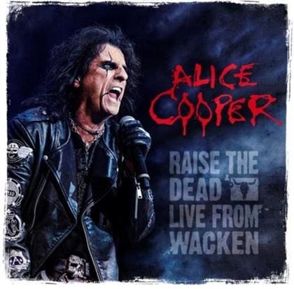 Alice Cooper - Raise The Dead (Live From Wacken) (3 LPs + DVD)