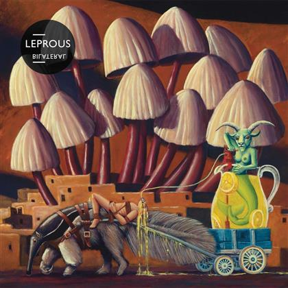 Leprous - Bilaterial - Reissue, Gatefold (2 LPs + CD)