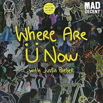 Skrillex, Diplo & Justin Bieber - Where Are U Now (LP)