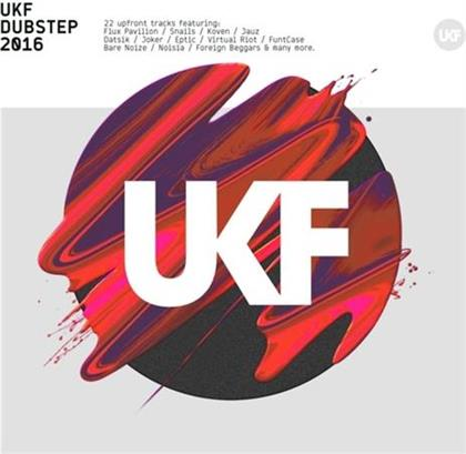 UKF Dubstep - Various 2016
