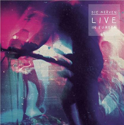 Die Nerven - Live In Europa (Strictly Limited Edition, 2 LPs + Digital Copy)