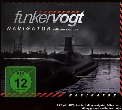 Funker Vogt - Navigator (Collector's Edition, 2 CDs + DVD)