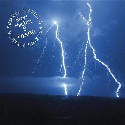 Steve Hackett & Djabe - Summer Storms Rivers (CD + DVD)