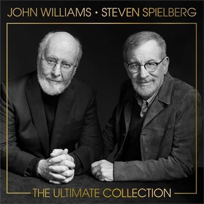 John Williams (*1932) - Spielberg & Williams:The Essential Collaboration (3 CDs + DVD)