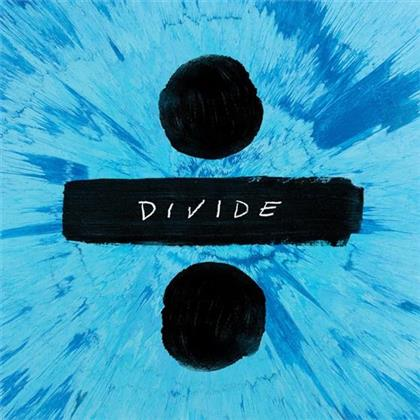 Ed Sheeran - Divide (÷) - Deluxe, 45rpm Version (2 LPs + Digital Copy)